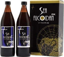 SEA FUCOIDAN DX 900MLx2